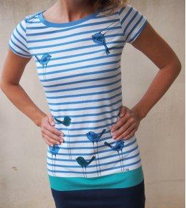 Dress - Like a bird...