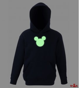Mickey - svietiaca mikina