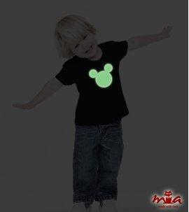 Mickey - svietiace