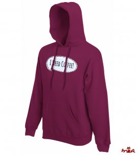 Need coffee hoodie
