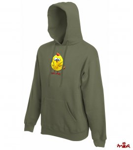 Chick - hoodie for him