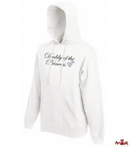 Daddy of princess - hoodie
