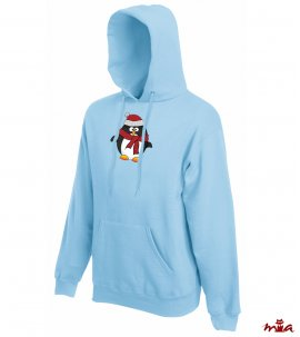 Penguin - hoodie for him