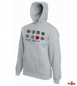 Simply different - hoodie for him