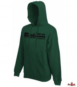 Wildlings - hoodie for him