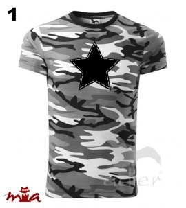 Star - camouflage